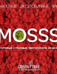 Готовые фитопанели MOSSS собственного производства по РФ!