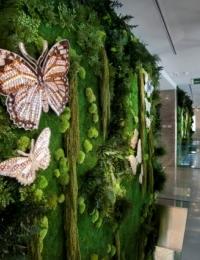 Вертикальное озеленение Фитостена | Фитомодуль по РФ